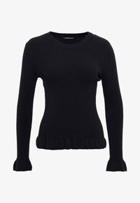 one more story - Strikpullover /Striktrøjer - black - 3