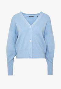 one more story - CARDIGAN - Cardigan - placid blue - 4