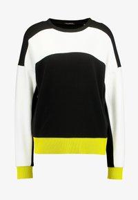 one more story - Sweatshirt - bright lemon/multicolor - 4