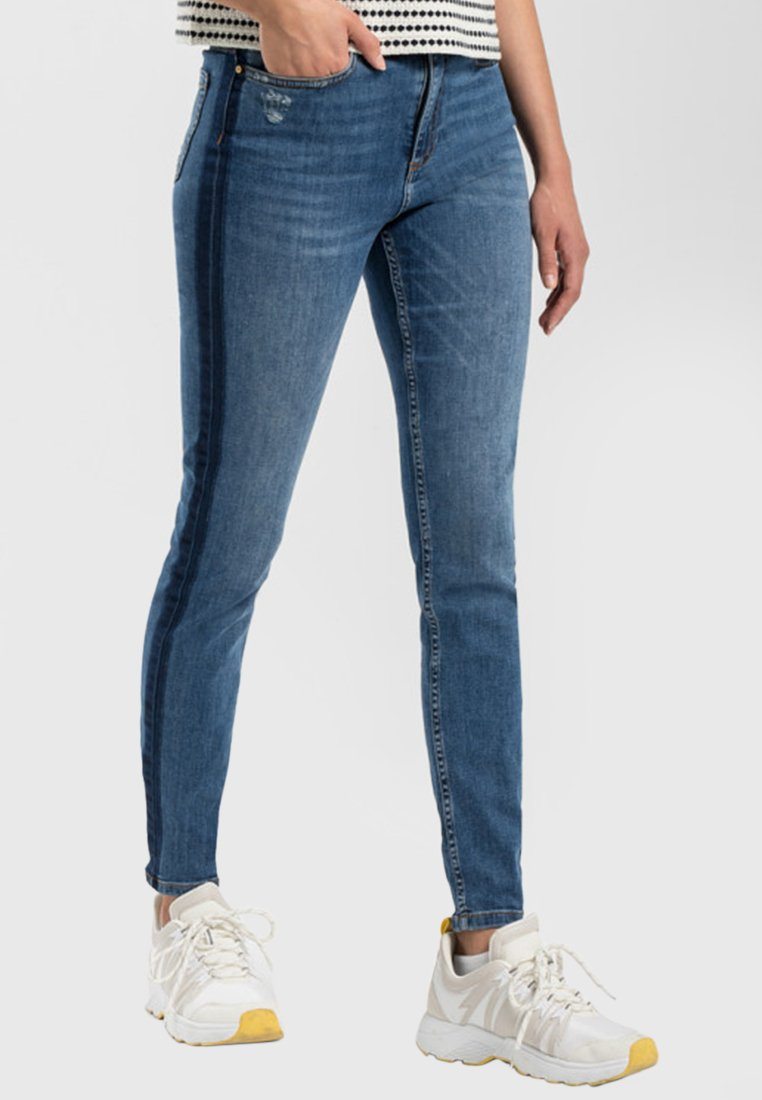 one more story - Jeans Skinny Fit - blue denim