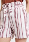 one more story - TROUSER - Short - earth red