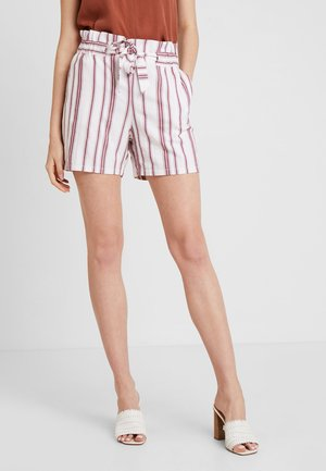 TROUSER - Shorts - earth red