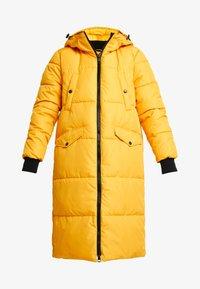 one more story - COAT - Winter coat - golden glow - 4