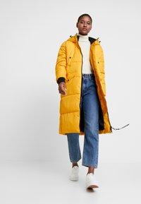 one more story - COAT - Winter coat - golden glow - 1