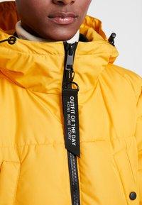 one more story - COAT - Winter coat - golden glow - 5