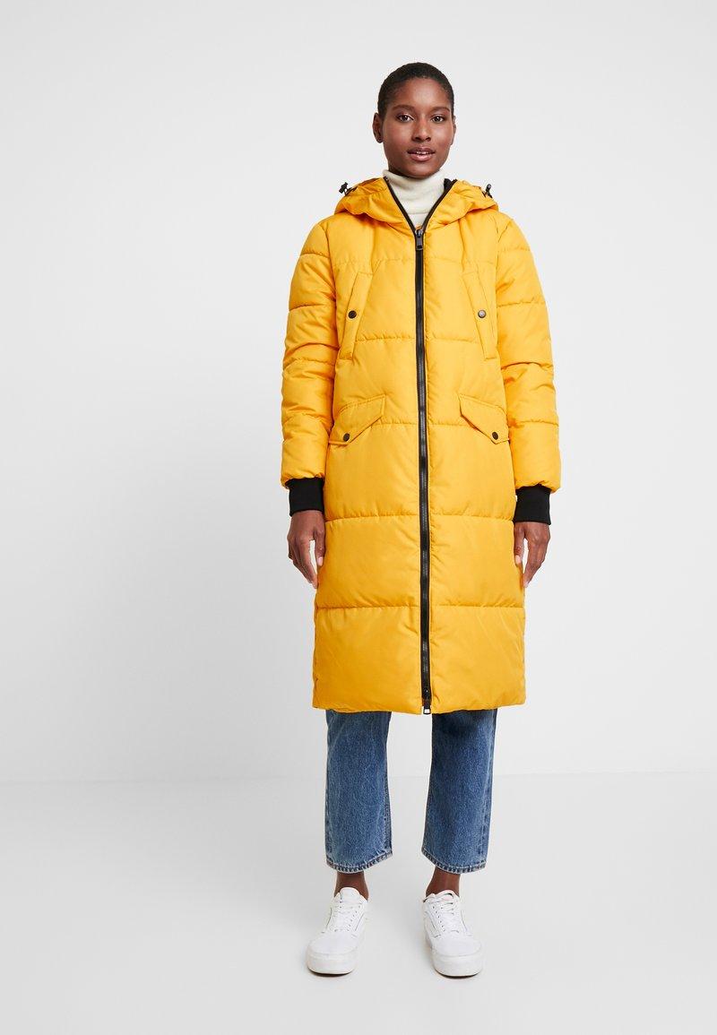 one more story - COAT - Winter coat - golden glow