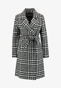 one more story - COAT - Classic coat - black - 4