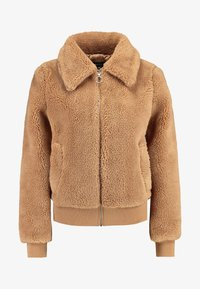 one more story - JACKET - Winter jacket - creamy golden - 4