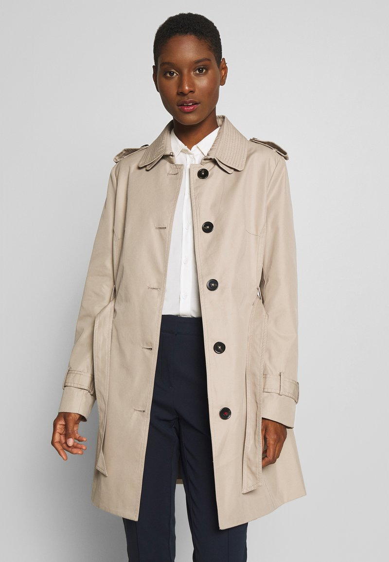 one more story - Trenchcoat - beige