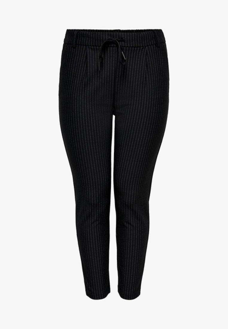 ONLY Carmakoma - CARGOLDTRASH - Pantaloni - black