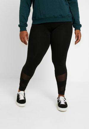 CARMESSIA  - Leggings - black
