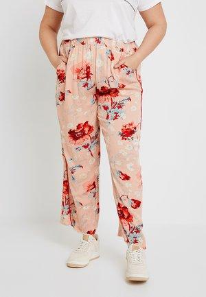 CARFLORA ZINNIA PANTS - Trousers - misty rose