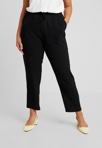 ONLY Carmakoma - Trousers - black - 0