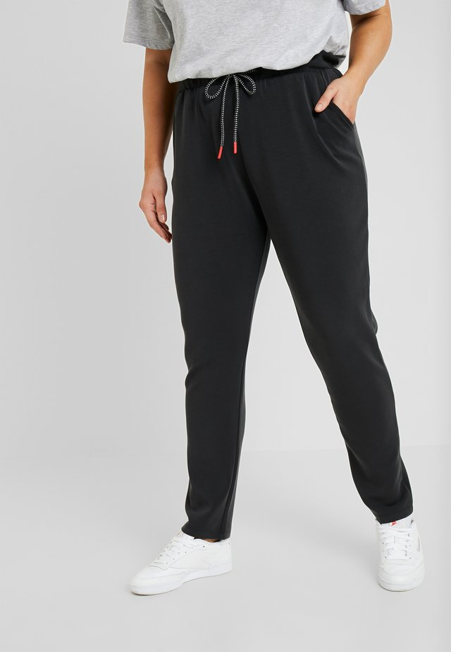 CARAFRODITTE ANKLE PANTS - Trousers - phantom