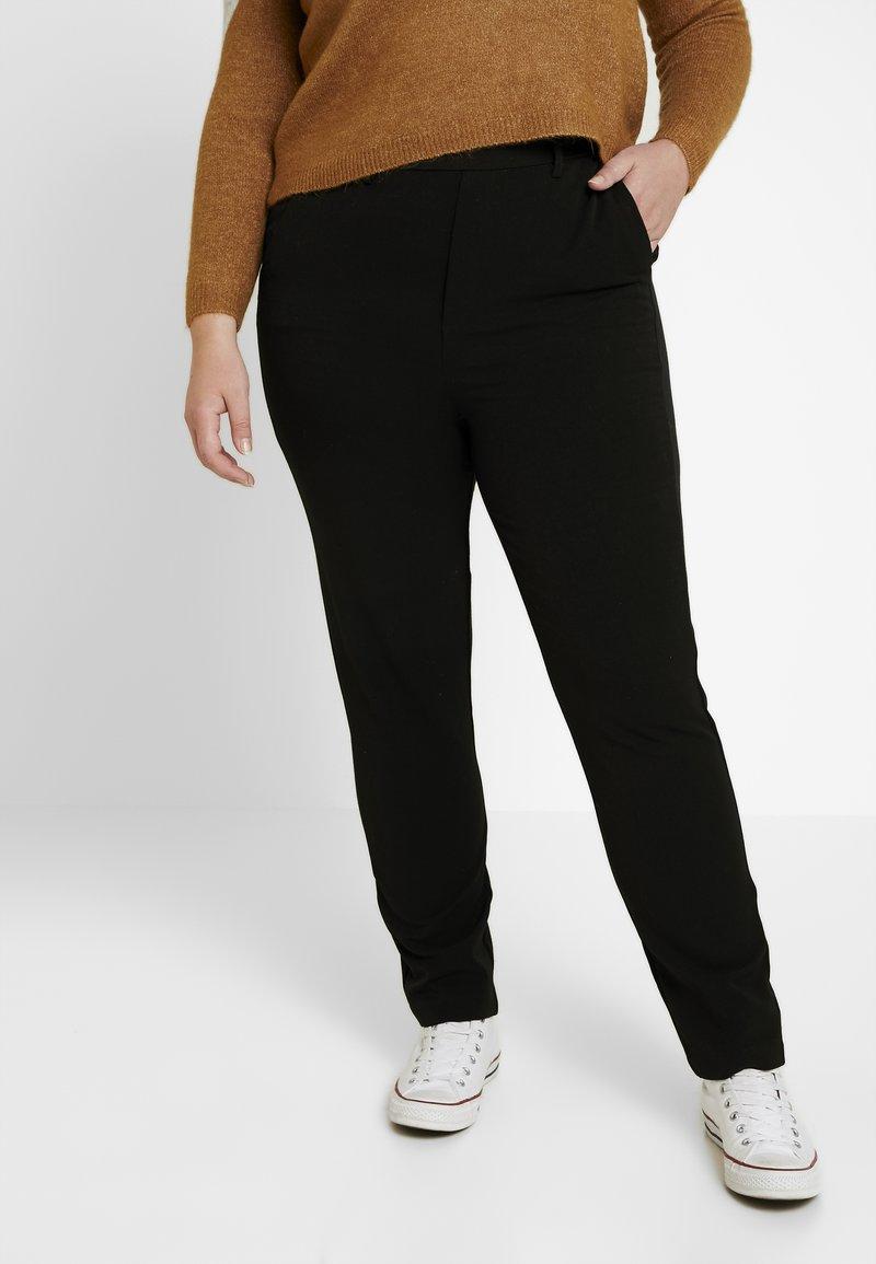 ONLY Carmakoma - CARAWESOME PANT - Pantalones - black