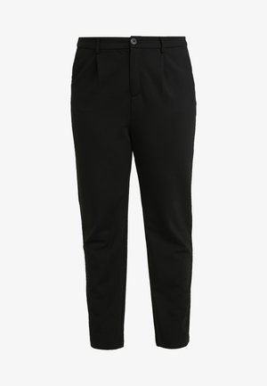CARGOLDTRASH  STRAIGHT PANT - Bukse - black