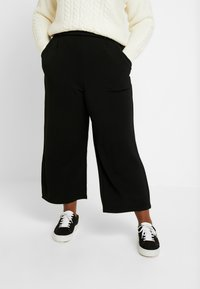 ONLY Carmakoma - Pantaloni - black - 0