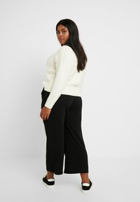 ONLY Carmakoma - Pantaloni - black - 3