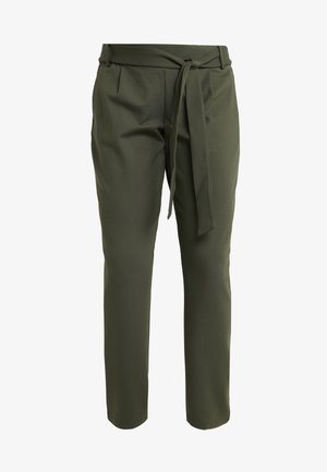 CARGOLDTRASH BELT PANT - Pantalon classique - forest night
