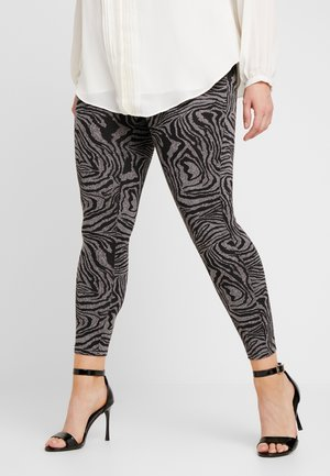 CARZEBRA - Leggings - black