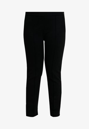 CARCLIPS PANTS - Pantaloni - black