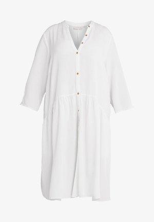 CARMIRA DRESS - Shirt dress - cloud dancer