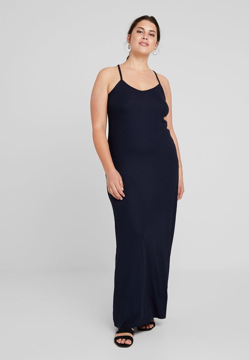 ONLY Carmakoma - Jersey dress − dark blue