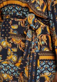 ONLY Carmakoma - CARMAEMALOU  DRESS - Korte jurk - black - 6