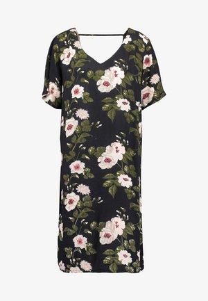 CARELISABETE KNEE DRESS - Korte jurk - black