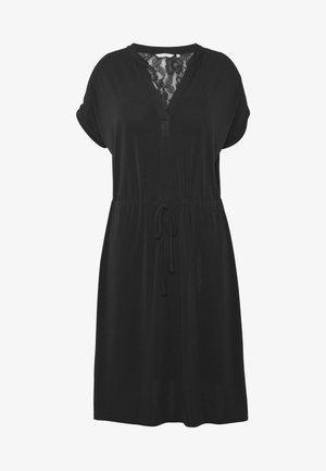 CARBENNEDIKTE DRESS - Korte jurk - black