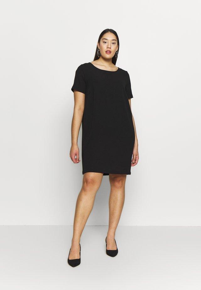 CARLUXLOU DRESS - Vestito estivo - black
