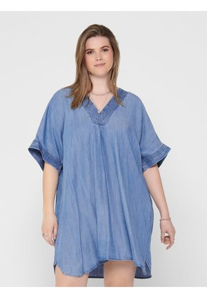 Tunique - light blue denim