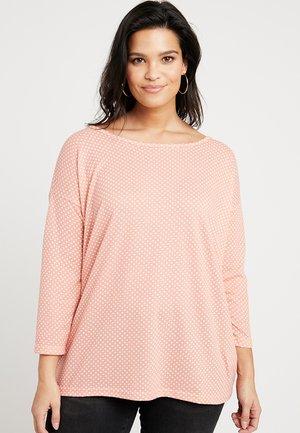 CARALBA  - Maglietta a manica lunga - rose smoke