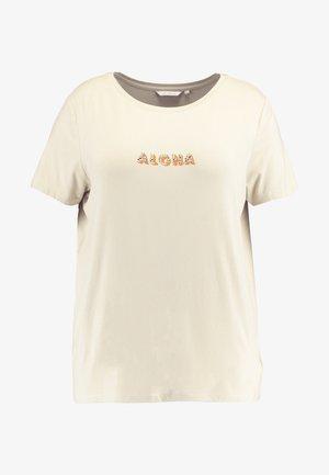 CARDIVA TEE - Print T-shirt - peyote