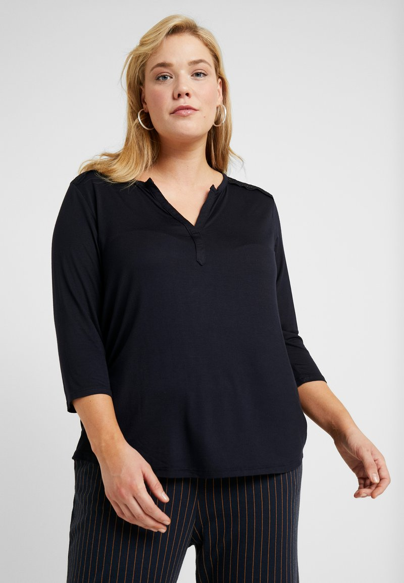 ONLY Carmakoma - CARZOEY - Long sleeved top - night sky