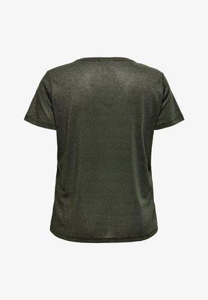 CURVY - T-shirts basic - kalamata