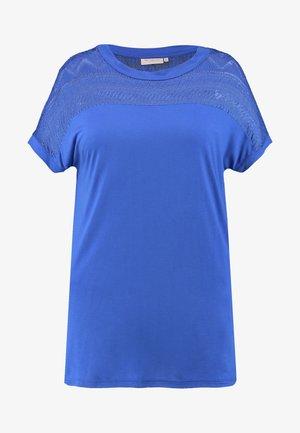 CARCARMARO LIFE - T-shirts med print - dazzling blue/dazzing blue