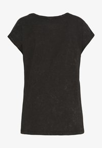 ONLY Carmakoma - CARMOS LIFE TREG EE - Print T-shirt - black - 1