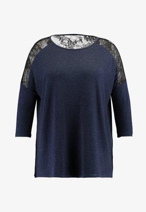 CARCARMA - T-shirt à manches longues - night sky/melange