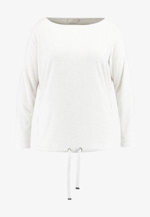 CARCOZYNESS - Sweatshirt - pumice stone/melange