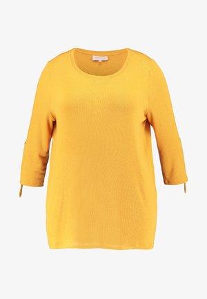 CARTINN - Jumper - golden yellow