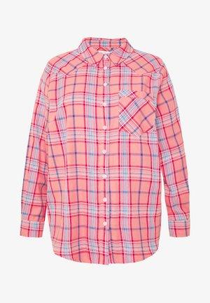 CARFILUKKA CHECK - Koszula - bittersweet