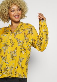 ONLY Carmakoma - CARSPRINGI  - Blouse - open flower - 3