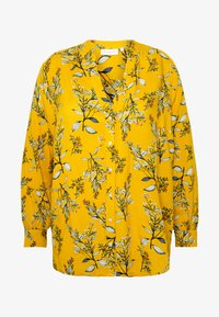 ONLY Carmakoma - CARSPRINGI  - Blouse - open flower - 4