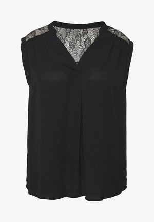 CARLIS LIFE - Blouse - black