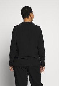 ONLY Carmakoma - CARFELINE - Button-down blouse - black - 2