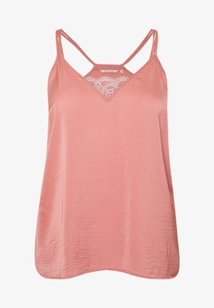 CARDISA SINGLET - Topper - ash rose/cloud dancer