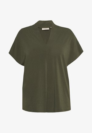 CARCLARA - Blouse - forest night