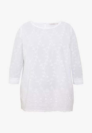 CARAMA - Blouse - bright white