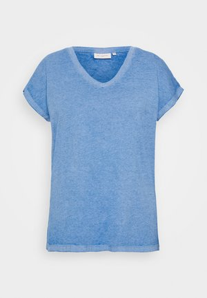 CARNOIZY LIFE  - T-shirts - victoria blue